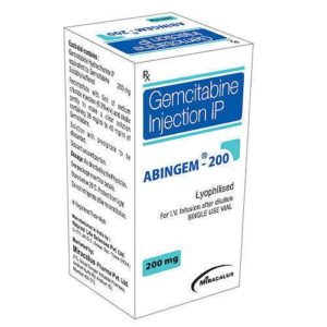 Gemcitabine Injection 200 mg