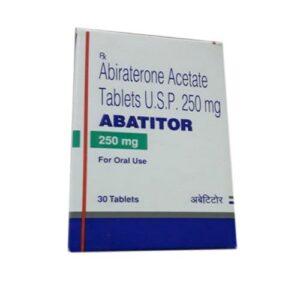 Abatitor 250mg Tablet