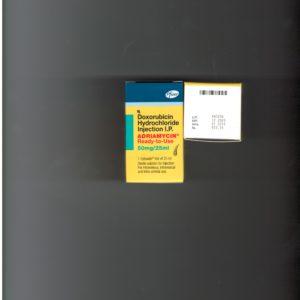 Doxorubicin Hydrochloride Injection Adriamycin RTU 50mg