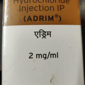 Doxorubicin Hydrochloride Injection Adrim 50mg