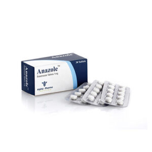 Anazole 1mg Tablet