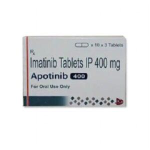 Apotinib 400mg Tablet