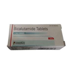 Bicalutamide 50mg Tablet Caludec