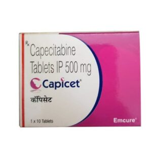 Capicet 500mg Tablet