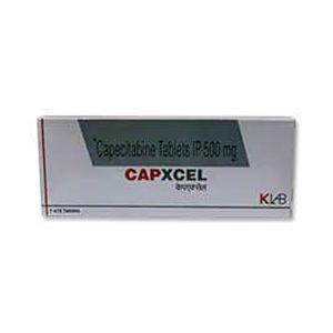 Capxcel 500mg Tablet