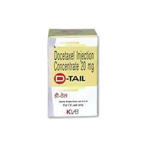Docetaxel 20mg Injection