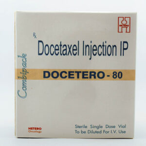 Docetero 80mg Injection
