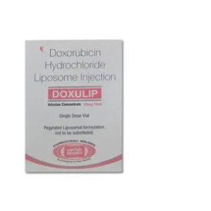Doxulip 20mg Injection