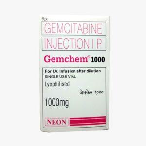 Gemchem 1000mg injection