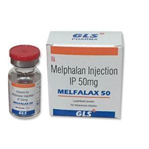 Melphalan Injection 50mg Melfalax-50