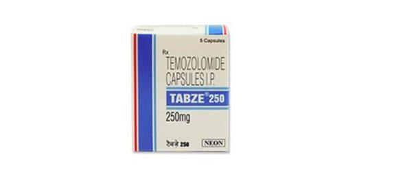 Temozolomide Capsule 250mg Tabze-250