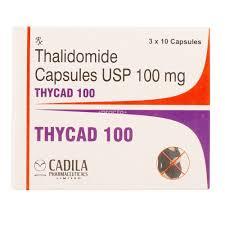 Thycad 100mg capsule
