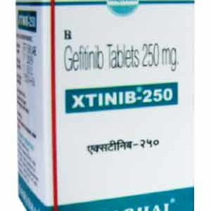 Gefitnib 250 mg Tablets Xtinib