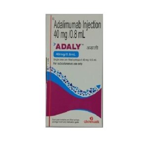 Adaly 40mg injection