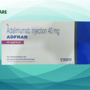 Adfrar 40mg Injection