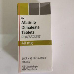 Afatinib 40mg Tablet
