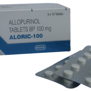 Aloric 100mg Tablet
