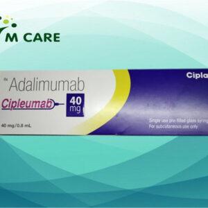 Cipleumab 40mg Tablet