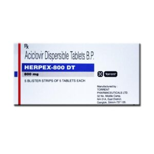 Herperex 800mg Tablet