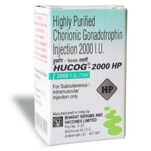 Hucog 2000IU Injection