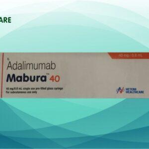 Mabura 40mg Injection