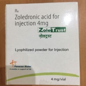 Zoletrust 4mg Injection