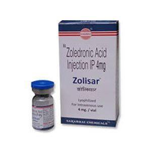 Zolisar 4mg Injection