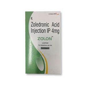 Zolon 4mg Injection