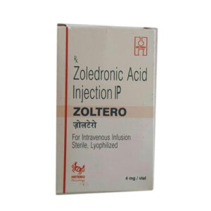 Zoltero 4mg Injection