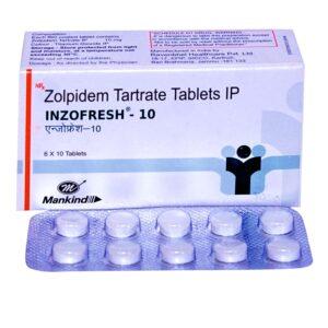 Inzofresh 10mg Tablet