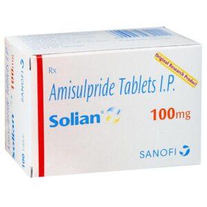 Solian 100mg Tablet
