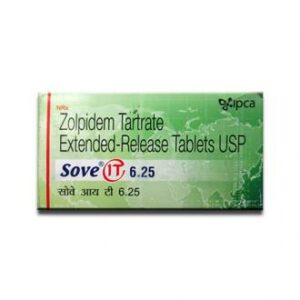 Sove it 6.25mg Tablet