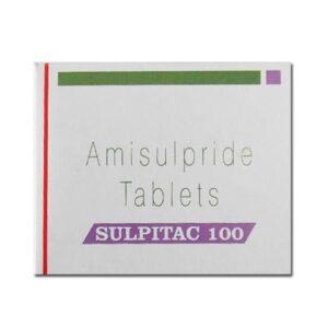Amisulpride Sulpitac 100
