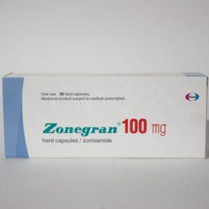 Zonegran 100mg Capsule