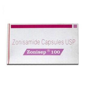 Zonisep 100mg Tablet