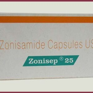 Zonisep 25mg Tablet