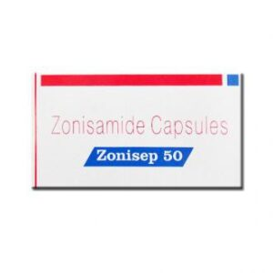 Zonisep 50mg Tablet