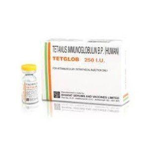Tetanus Immunoglobulin Injection