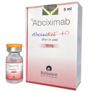 Abciximab Abcixirel 10 mg Injection