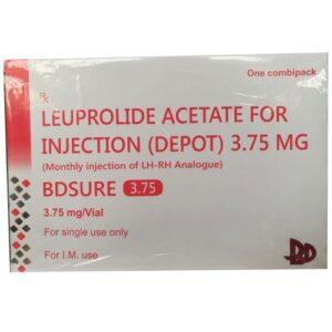 Leuprolide 3.75mg Bdsure