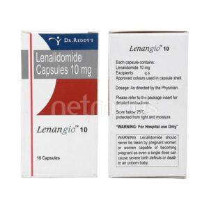 Lenalidomide Lenzest 10 mg Capsule