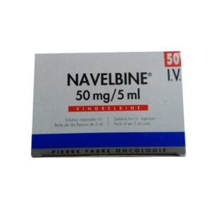 VINORELBINE SOLUTION 50 MG NAVELBINE