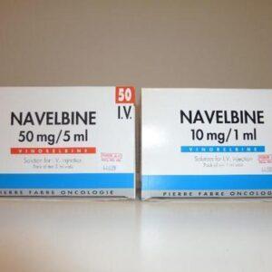 VINORELBINE SOLUTION 10 MG NAVELBINE
