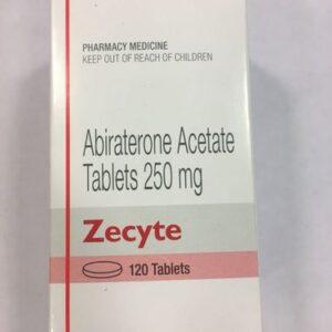 Abiraterone 250mg Tablet Zecyte
