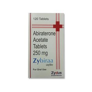 Abiraterone Acetate 250mg Zybirra Tablet