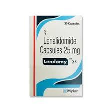 Lenalidomide 25mg Lendomy Capsule