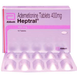 Ademetionine 400mg Heptral Tablet