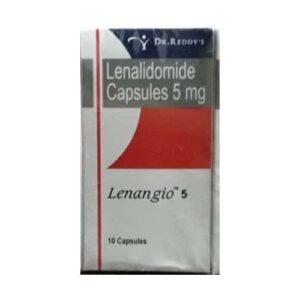Lenalidomide 5mg Lenangio Capsule