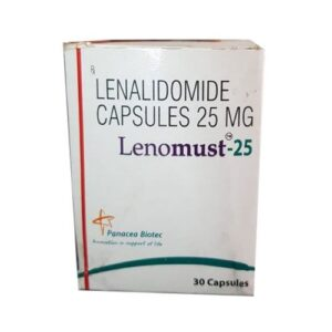 Lenalidomide 25mg Lenomust Capsule