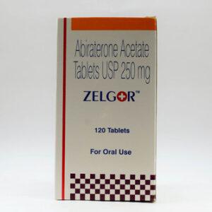 Abiraterone Acetate 250mg Zelgor Tablet